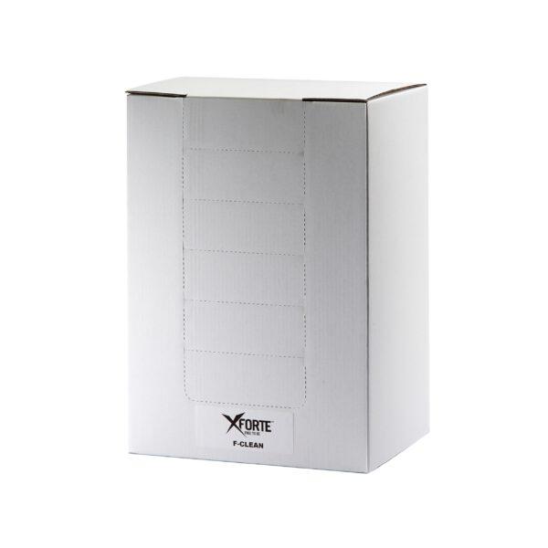 F-CLEAN AZZURRO– BOX da 200 panni cm 30×40